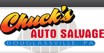 Chuck's Auto Salvage Inc. Douglassville, PA 19518