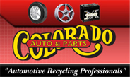Junk Car Pickup Form for Colorado Auto Parts Englewood, CO