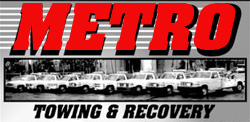 Metro Towing & Salvage Ltd Calgary, AB T2G 4C6